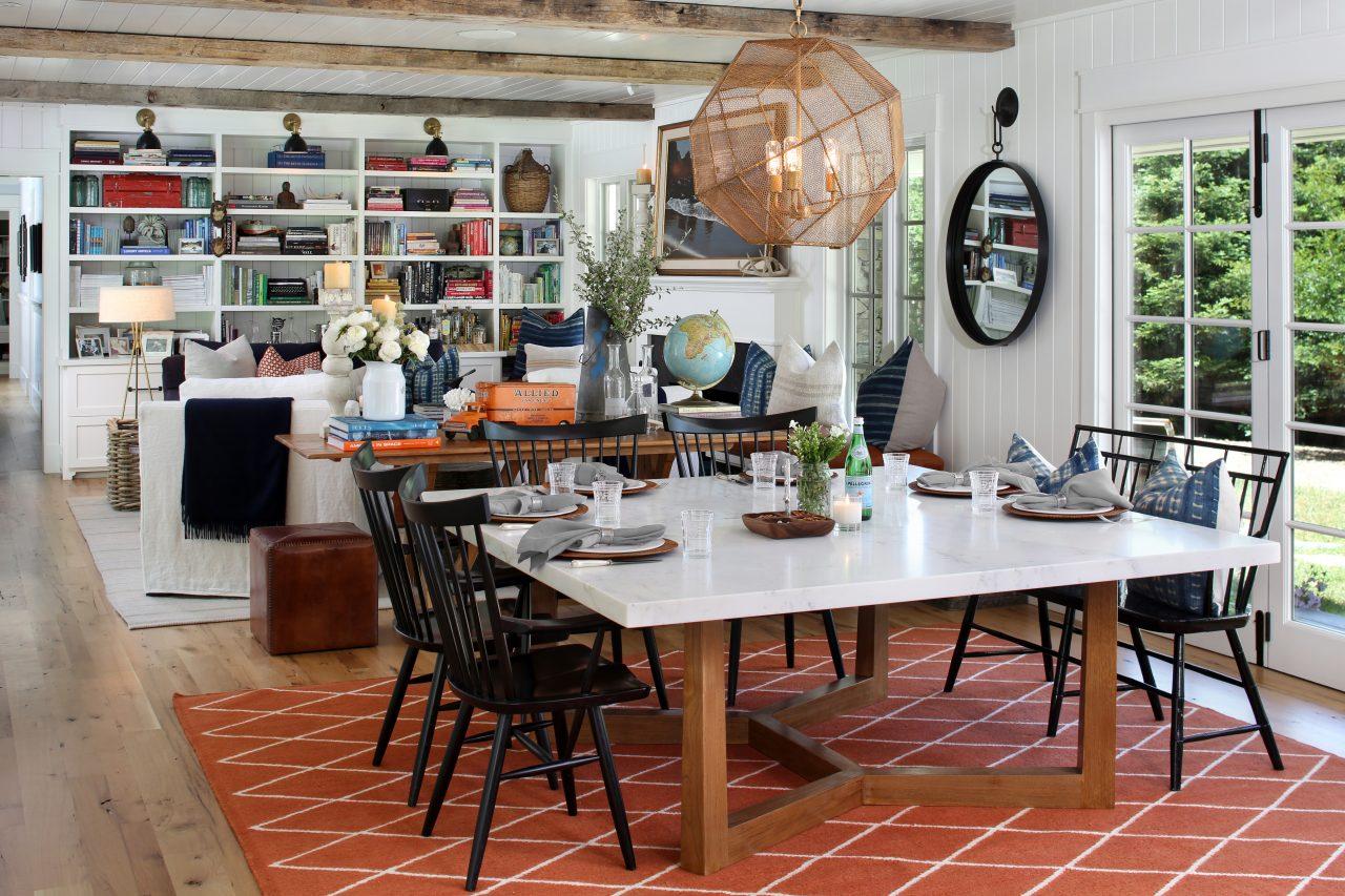 valley modern living room